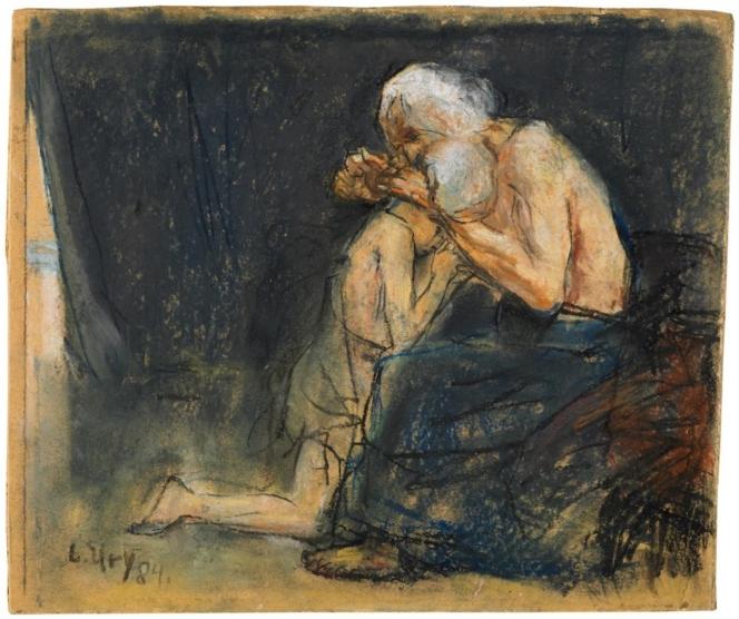Lempertz-923-305-Moderne-Kunst-Lesser-Ury-Jakob-segnet-Benjamin.jpg